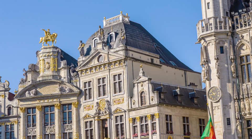 Weekendje Brussel, zien en doen: Grote Markt Brussel | Mooistestedentrips.nl