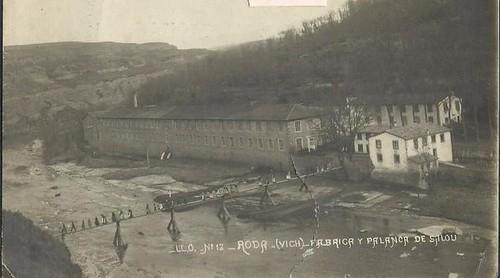 palanca i fàbrica de can Baurier a Salou