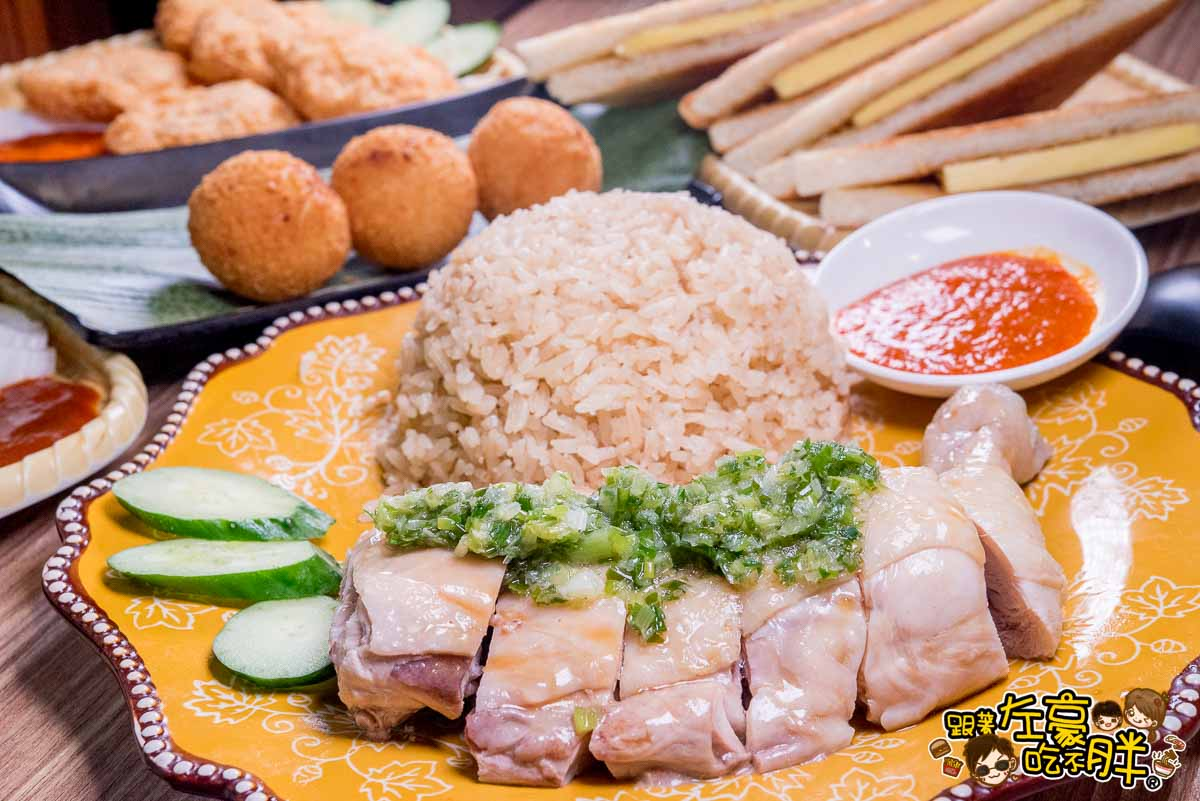 老巴剎新加坡風味美食-31