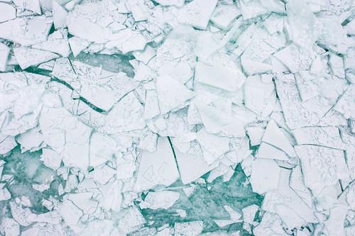 Lake Michigan Ice Pattern (3)