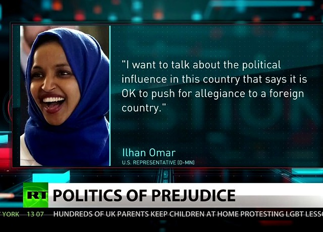 Jews Stand Against the Smearing of Ilhan Omar + Phyllis Bennis: Ilhan Omar's Denunciation of Israel Lobby is Not Anti-Semitism