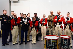 2019-03-01 Hellcat Piccolos and US Old Guard Fife and Drum Corps