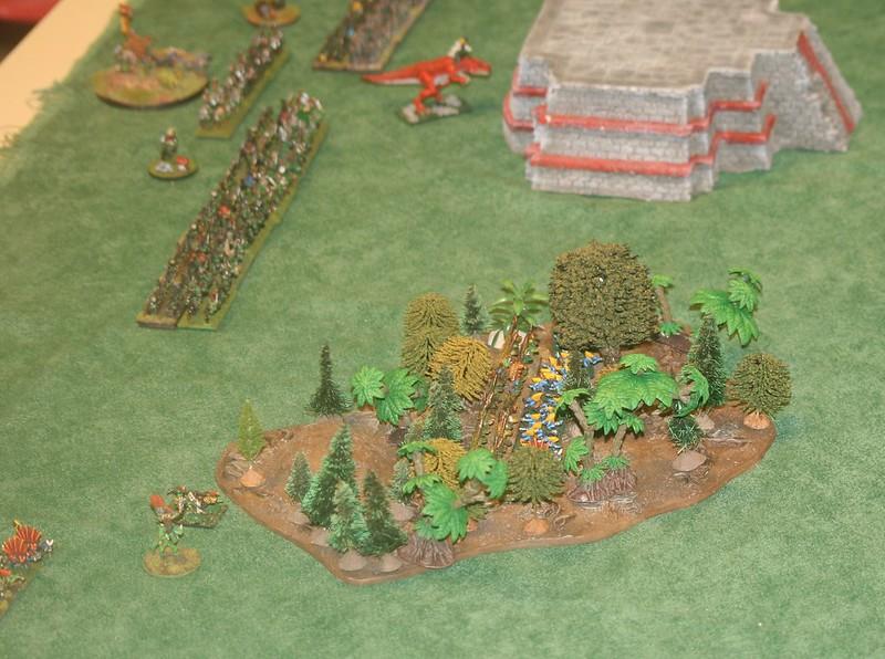 [4000 - Orcs+HL vs Khemri] La bataille des pyramides noires 47328343072_6fe03cc1f7_c