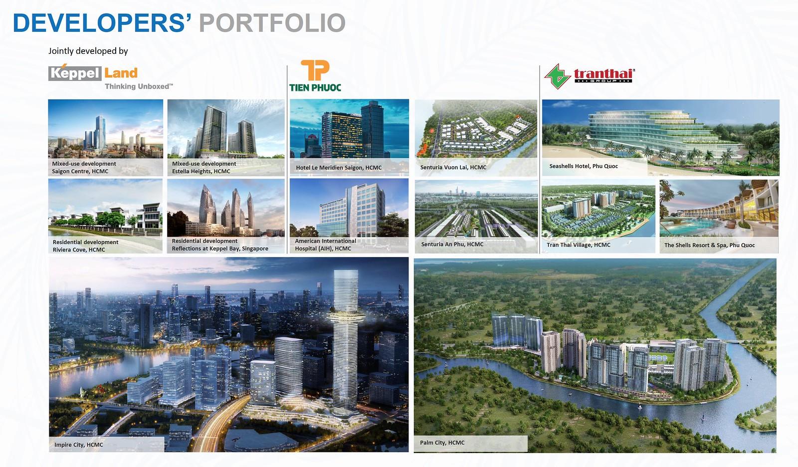 Palm Garden Quận 2 - Căn hộ Singapore Keppel Land 1