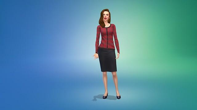 Sims Pré-Feitos