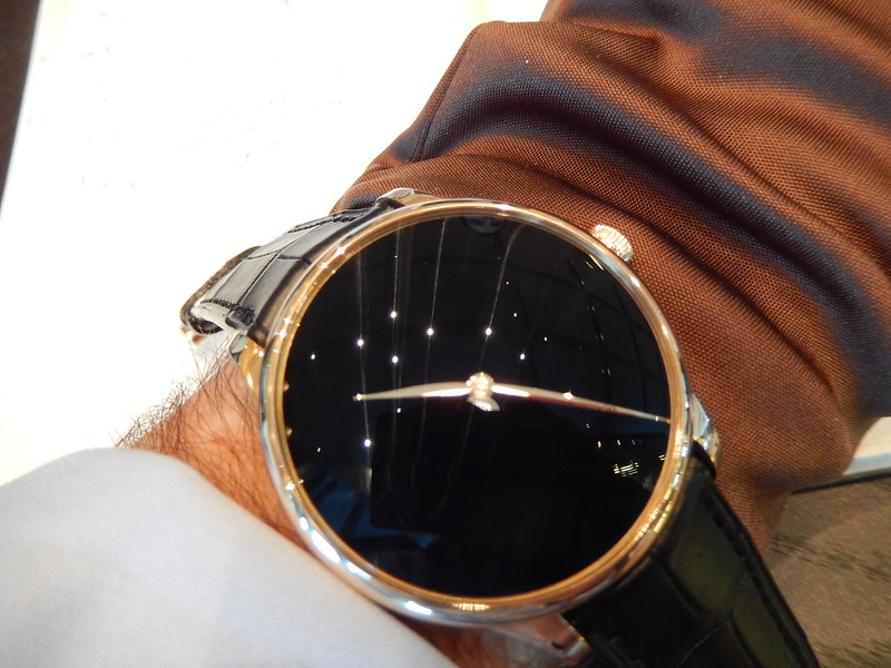 moser - Baselworld 2019 : reportage H.Moser & Cie 47471041741_ef96f578b8_c