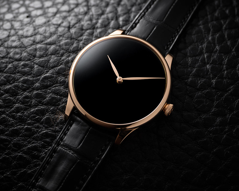 moser - Baselworld 2019 : reportage H.Moser & Cie 47471041981_2f74a56541_c