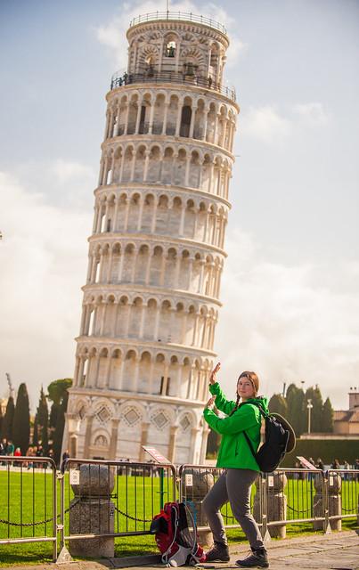 When in Pisa