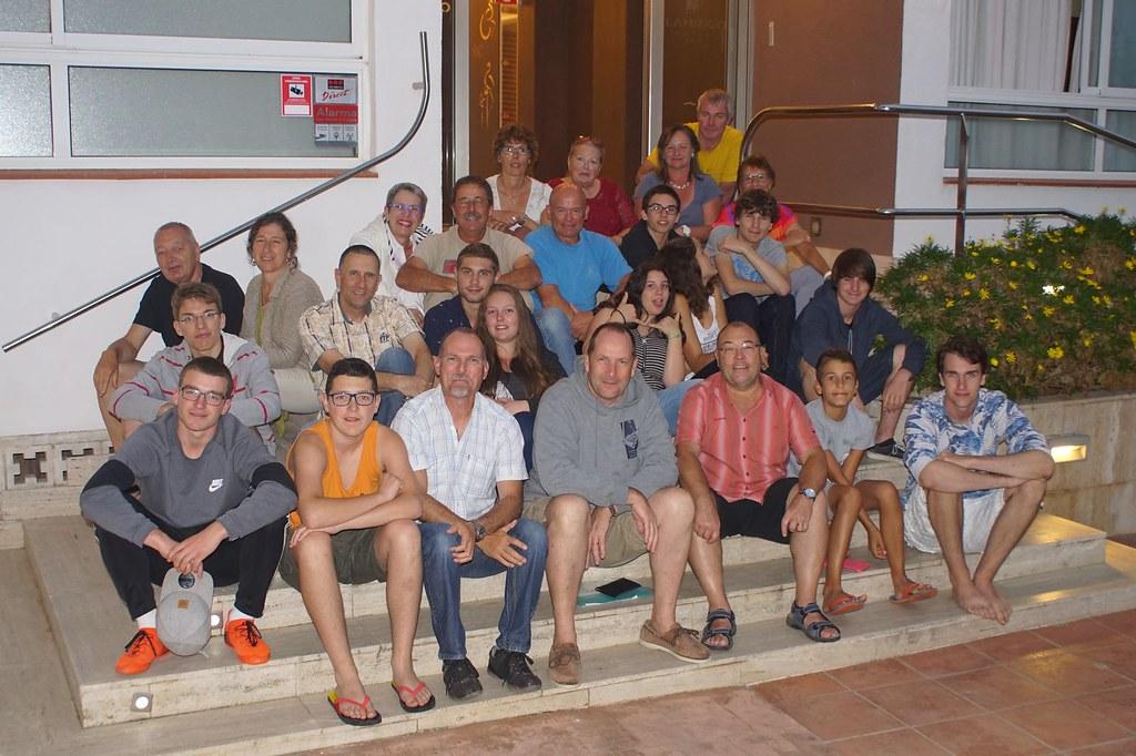 2017 Plongées club en mer, Espagne, Iles Medes, L'Estartit