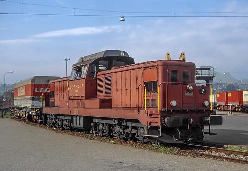 SBB Bm6/6 18505