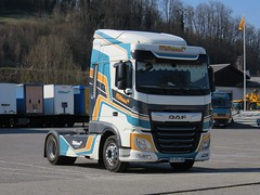 DAF XF - Mithieux (Rumilly)