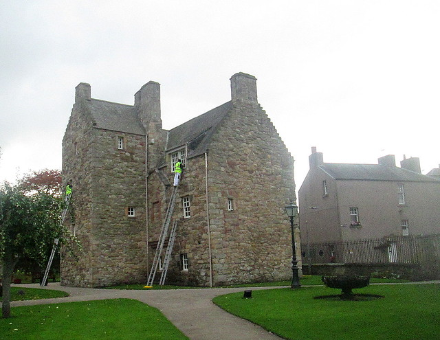 Queen Mary's House, Jedburgh