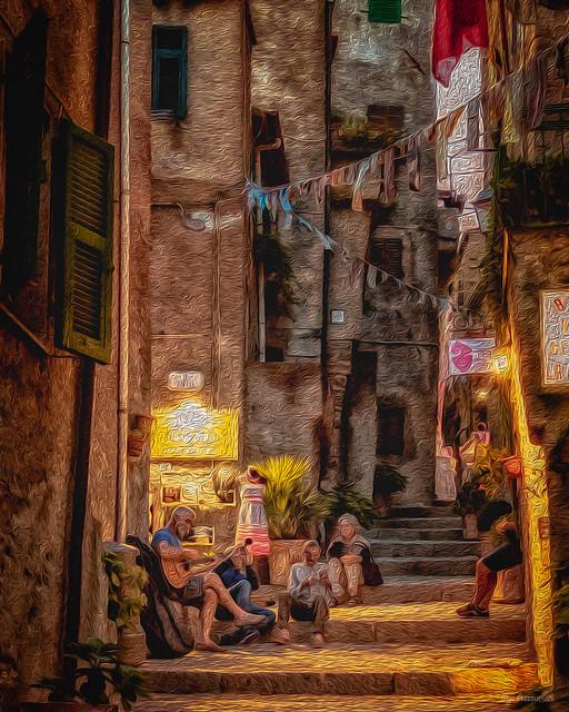 Italian Street Latin-jazz Jam, Nikon D5, AF-S Nikkor 28-300mm f/3.5-5.6G ED VR