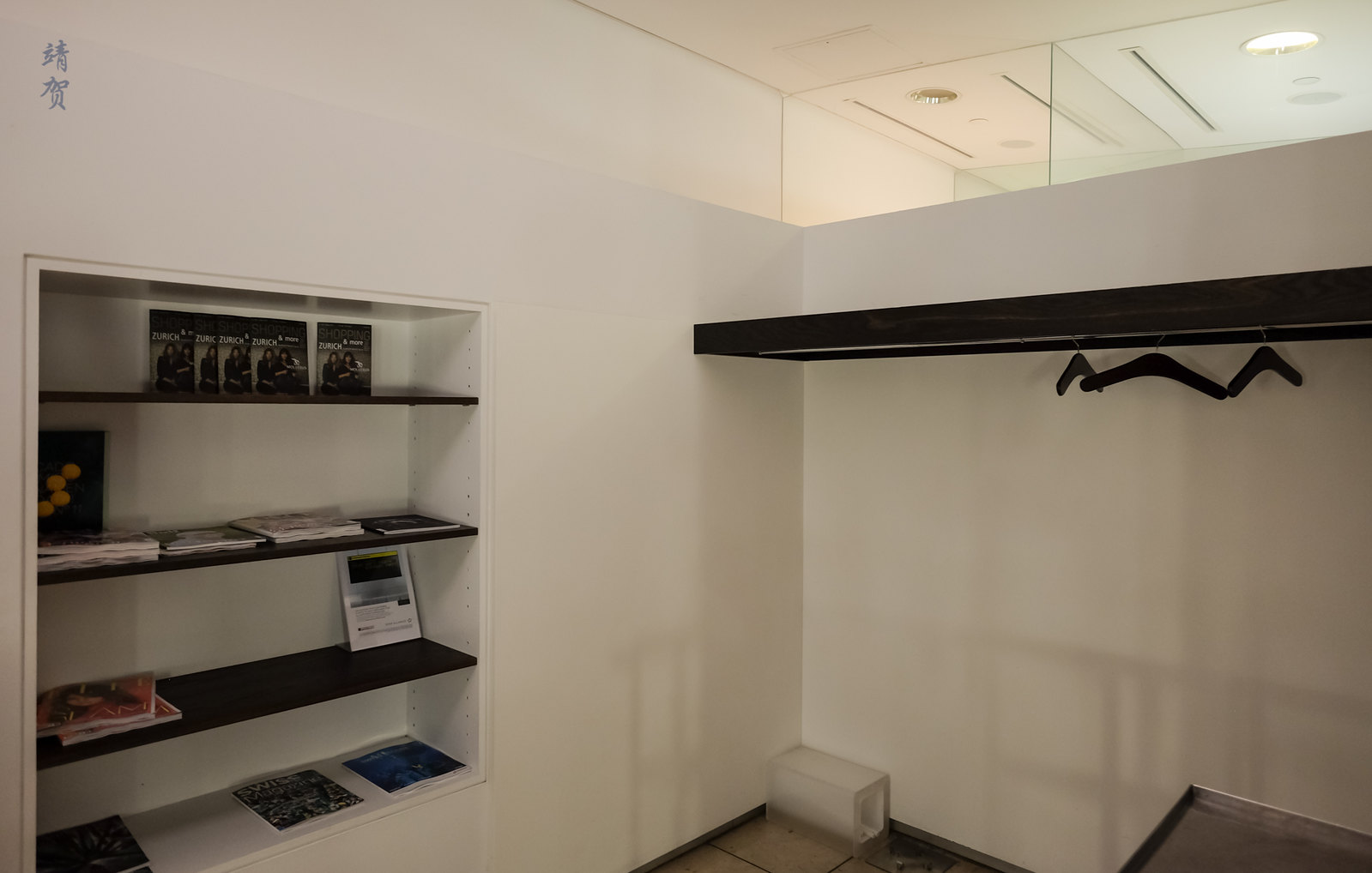 Hangers and storage