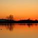 045 - Orange sunset