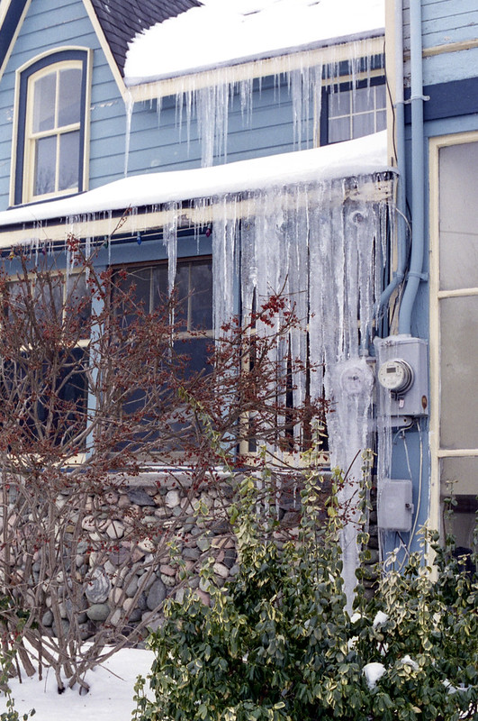 Serious Icicle Action