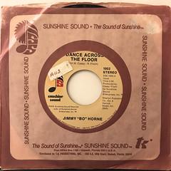 JIMMY BO HORNE:DANCE ACROSS THE FLOOR(JACKET A)
