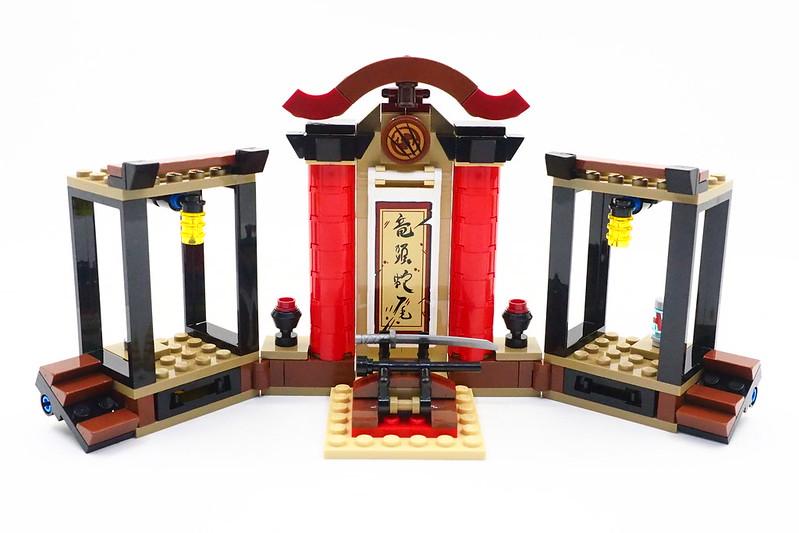 LEGO Overwatch Hanzo vs. Genji (75971)