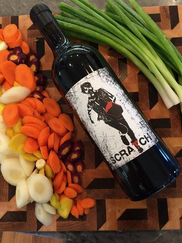 Scratch Cabernet Sauvignon 2015