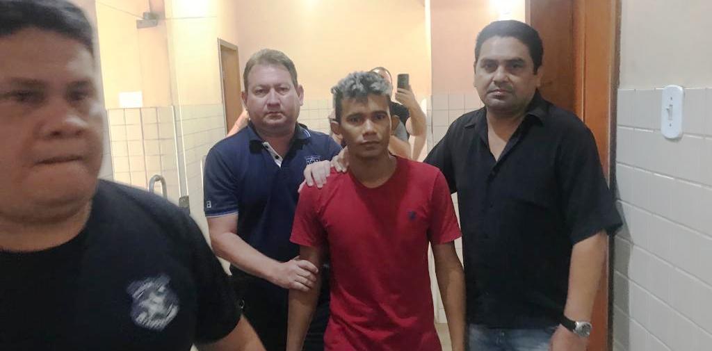 Polícia prende acusado de matar o estudante Davi Amaral , Arisson Sá Pedroso