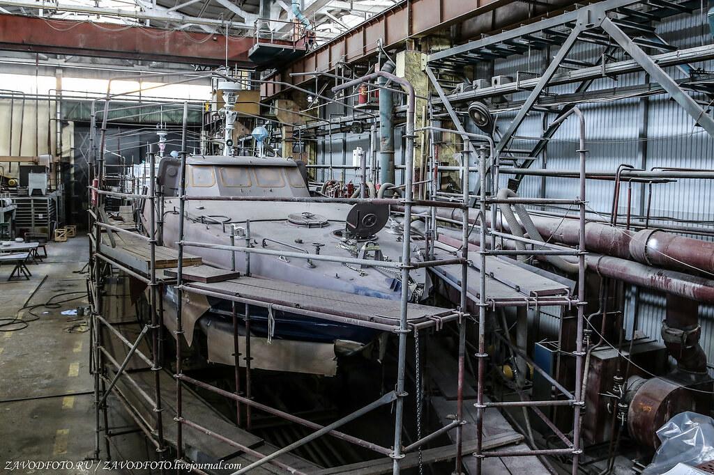 Сколько кораблей было заложено на заводах России в прошлом году