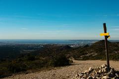 vue sur Marseille - Photo of Aubagne