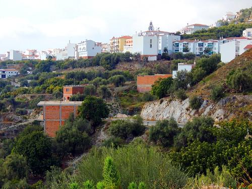 <Calle Estación> Canilla de Aceituno (Málaga)
