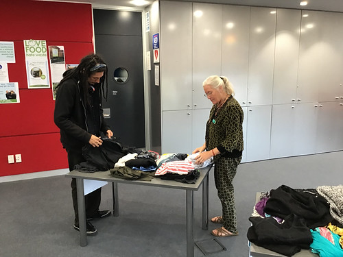 New Brighton Clothing Swap