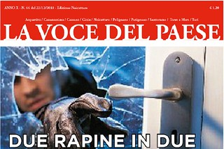 Noicattaro. copertina 46 front