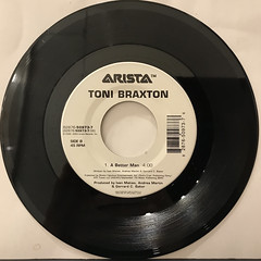 TONI BRAXTON:HIT THE FREEWAY(RECORD SIDE-B)