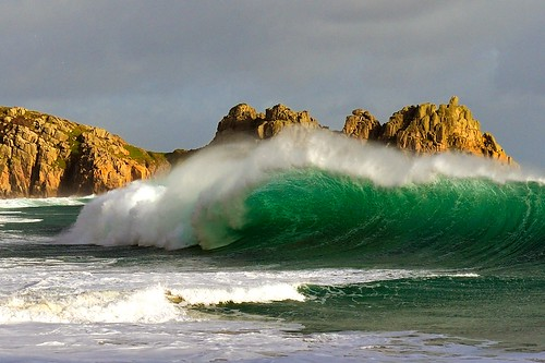 CORNISH WAVE | by Tony Armstrong-Sly