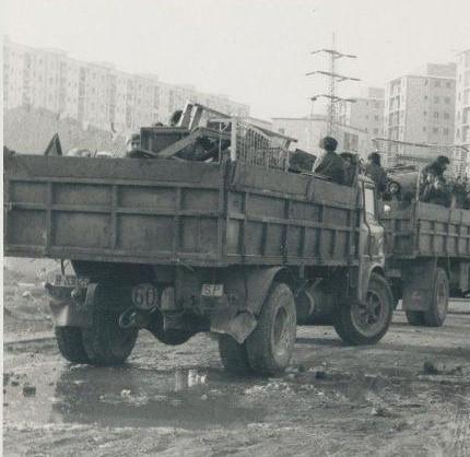barraquistes del Somorrostro 1967