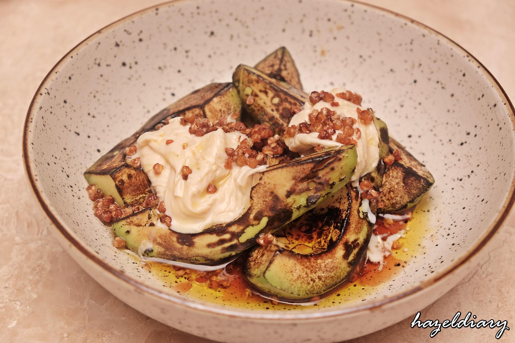 Kilo Kitchen Duxton Road-Grilled Avocado