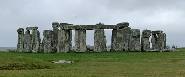 2019 London - Day 7 - Stonehenge