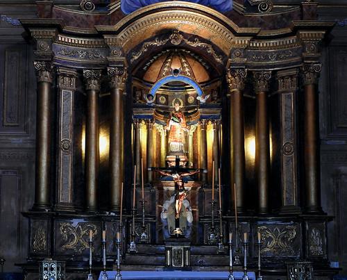 Navarro_Altar de la Iglesia.