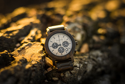 Wood Watch in morning light from Toni Hoffmann