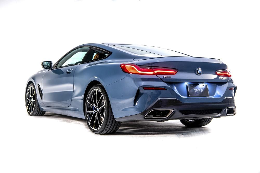 BMW全新8系列-M850i(2)