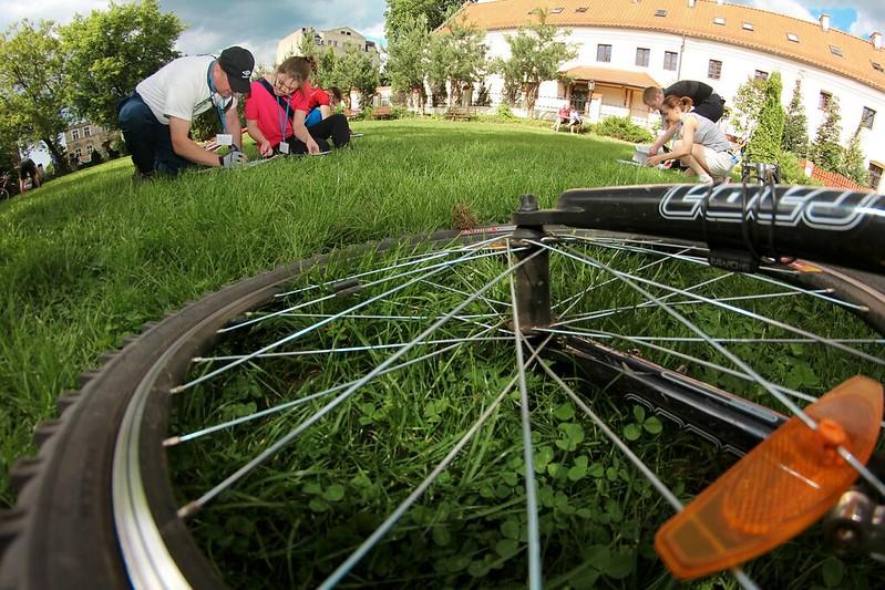 Gra rowerowa Koło Miasta 2014