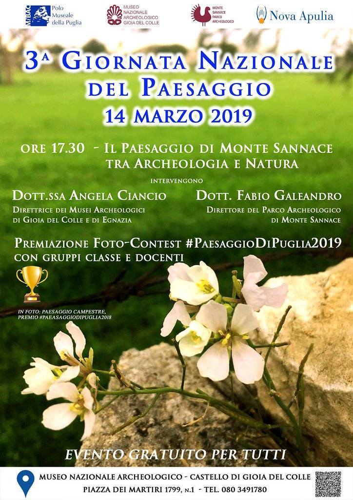 3 GIORNATA DEL PAESAGGIO - premiazione foto contest