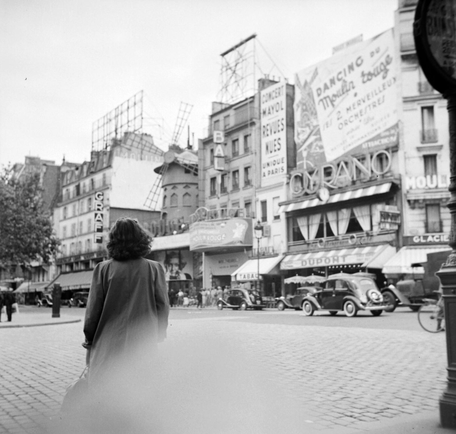 1939. Бульвар Клиши, Мулен Руж
