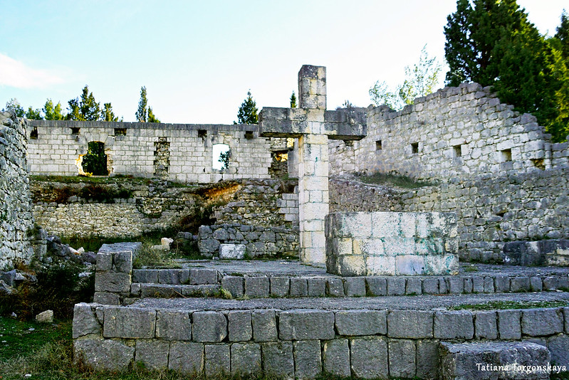 Архитектура Верхнего города