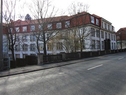 20110320 0207 185 Jakobus Gotha Hausfassaden