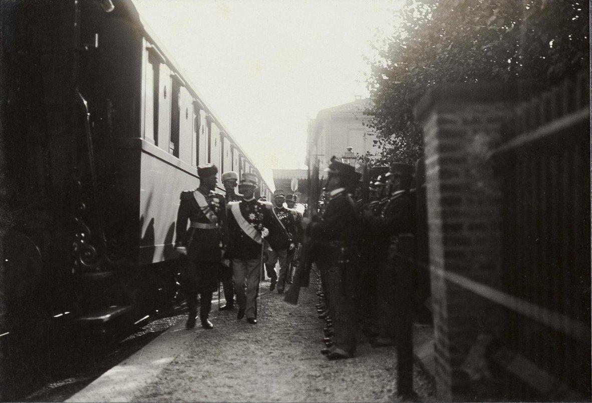 1909. Ракониджи. Италия (2)