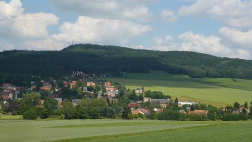 2014.06.12  Walddorf - zur Spreequelle am Kottmar (8)