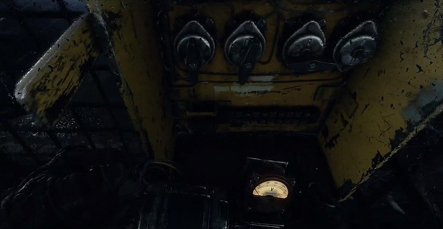 Metro Chiqish - Breaker Box