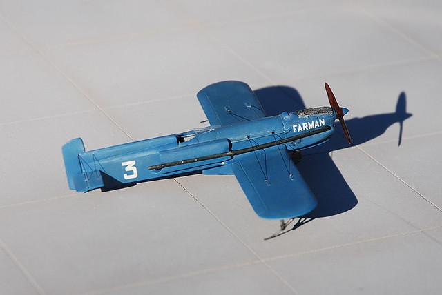 gros moteur et petites ailes... Une petite série de racers... Et un Farman - Page 13 47062596452_e7403b4a73_z