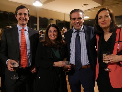Cena benéfica de la Fundación Orvalle (2019)