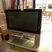 Panasonic vista plasma flat screen with stand E300