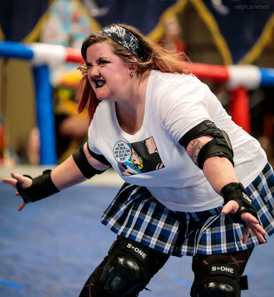 Roller Derby | Texas Review | Ralph Arvesen