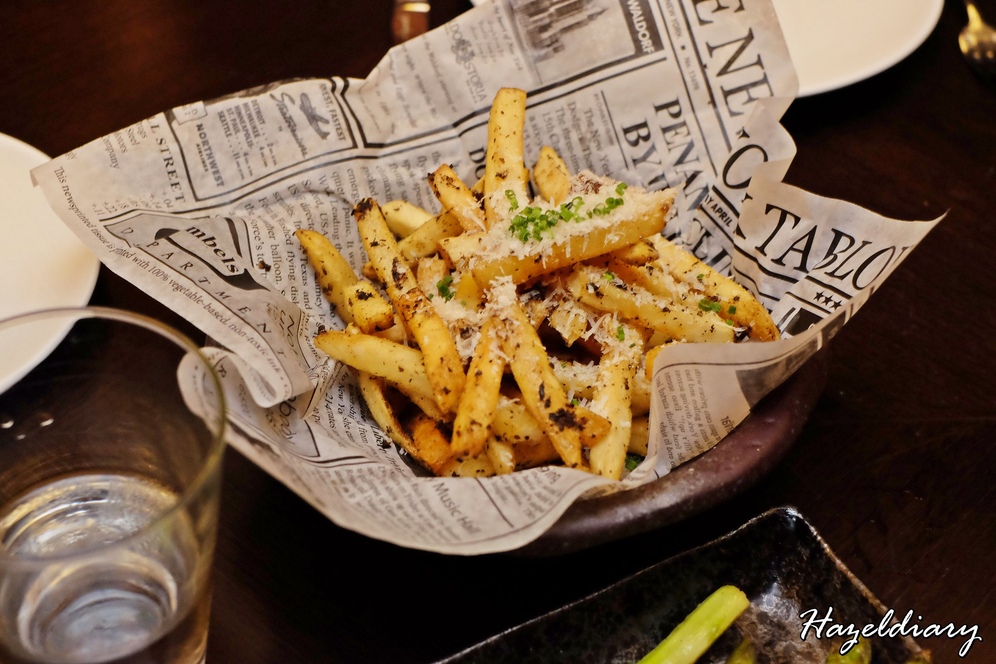 Opus Bar & grill-Hilton Singapore-Over-The-Top French Fries
